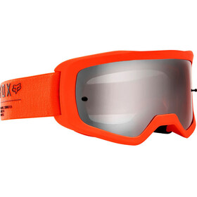 Fox Main II Gain Spark Brille fluorescent orange/chrome mirrored